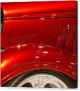 1933 Chevy Custom Roadster Canvas Print