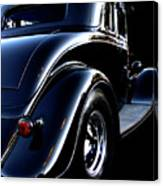 1934 Ford Coupe Rear Canvas Print