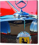 1934 Mercedes Benz 500 K Roadster Canvas Print