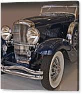1934 Walker Lagrande Duesenberg  Canvas Print