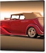 1935 Chevrolet Phaeton II  Canvas Print