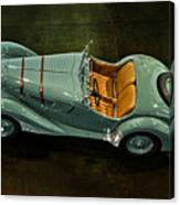 1936 Bmw 328 Roadster Canvas Print