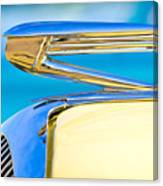 1936 Buick 40 Series Hood Ornament Canvas Print