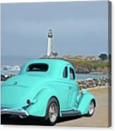 1936 Ford Coupe 'shoreline' 1 Canvas Print