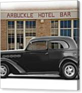 1936 Plymouth Business Coupe II Canvas Print
