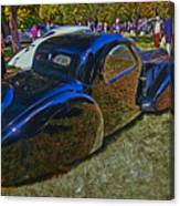 1937 Bugatti Type 57 S C Atalante Coupe Canvas Print
