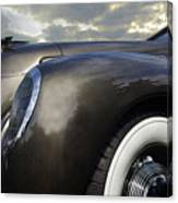 1938 Lincoln Canvas Print