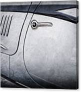 1938 Talbot-lago 150c Ss Figoni And Falaschi Cabriolet Side Door Handle -1511ac Canvas Print