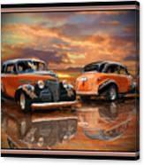 1939 Chevy Canvas Print