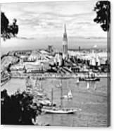 1939 Treasure Island View Canvas Print