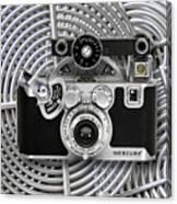 1939 Univex Mercury Camera Canvas Print
