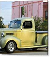 1940 Dodge Pickup Canvas Print