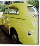 1940 Oldsmobile Canvas Print