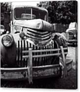 1940's Chevrolet Truck Canvas Print