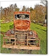 1941 Dodge Truck 3 Canvas Print