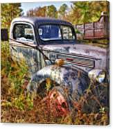1941 Ford Truck Canvas Print