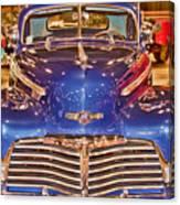 1942 Chevrolet  Canvas Print