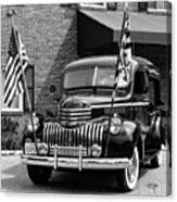 1946 Chevrolet Canvas Print