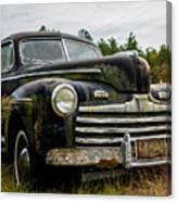 1946 Ford Model A Canvas Print