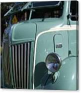 1947 Ford Cab Over Truck Canvas Print