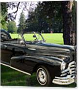 1947 Pontiac Convertible Photograph 5544.07 Canvas Print