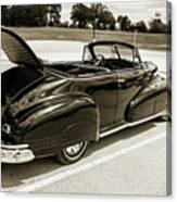 1947 Pontiac Convertible Photograph 5544.64 Canvas Print