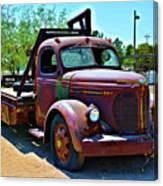 1947 Reo Speed Wagon Truck Canvas Print