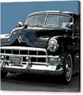 1948 Cadillac Fastback Canvas Print