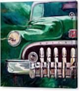 1950 Buick Roadmaster Canvas Print
