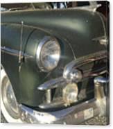 1950 Chevrolet Coupe Canvas Print