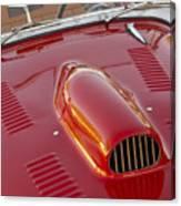 1951 Allard K2 Roadster 3 Canvas Print