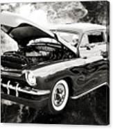 1951 Mercury Classic Car Photograph 001.01 Canvas Print