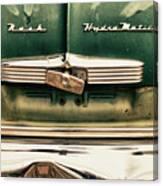 1951 Nash Ambassador Hydramatic Canvas Print