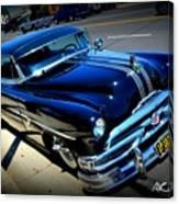 1951 Pontiac Canvas Print