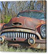 1952 Buick For Sale Canvas Print