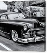 1951 Chevy Kustomized  Canvas Print