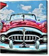 1952 Packard 250 Convertible Canvas Print