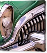 1953 Buick Chrome Canvas Print