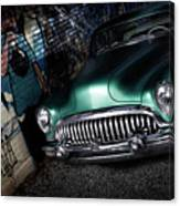 1953 Buick Roadmaster Canvas Print