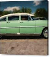 1953 Hudson Hornet Canvas Print