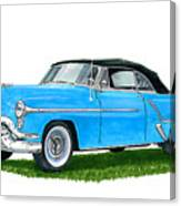 Oldsmobile 98 Convert Canvas Print