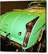 1954 Buick Skylark Fins Canvas Print
