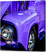 1954 Ford F100 2 Canvas Print