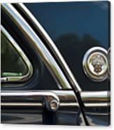 1954 Patrician Packard Emblem 3 Canvas Print