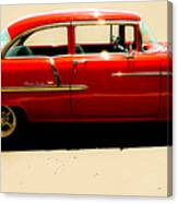 1955 Chevy Canvas Print