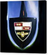 1955 Studebaker President Speedster Emblem -0496c45 Canvas Print
