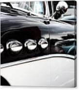 1956 Buick Century Profile 1 Canvas Print