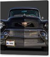 1956 Cadillac Canvas Print