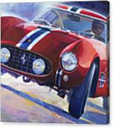 1956 Ferrari 250 Gt Berlinetta Tour De France Canvas Print