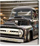 1956 Ford F100 'workingmans' Pickup I Canvas Print